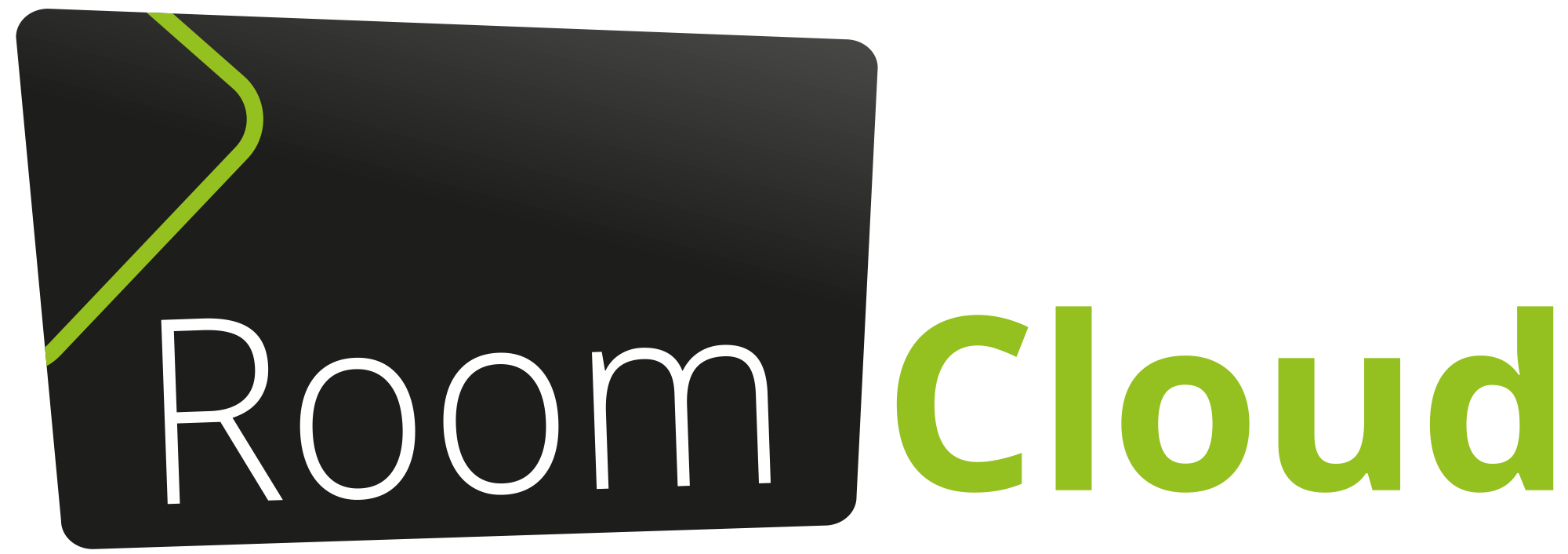 RoomCloud Logo Rectangle